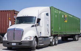kansas city intermodal truck
